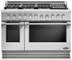 Brand: DCS, Model: RDV486G, Fuel Type: Stainless Steel, Natural Gas, Grill