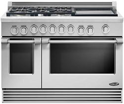 Brand: DCS, Model: RDV485GDN, Fuel Type: Stainless Steel, Natural Gas