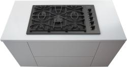Brand: FRIGIDAIRE, Model: FGGC3645KB, Color: Black