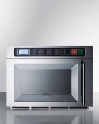 Brand: SUMMIT, Model: SCM1800M2, Style: 1.1 cu. ft. Countertop Commercial Microwave Ove