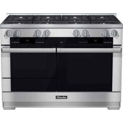 Brand: MIELE, Model: HR1954DFX, Fuel Type: Liquid Propane