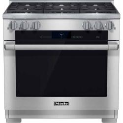 Brand: MIELE, Model: HR1934DF, Fuel Type: Liquid Propane