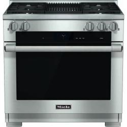 Brand: MIELE, Model: HR1935DFGRLP, Fuel Type: Liquid Propane