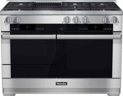 Brand: MIELE, Model: HR1955DFGR, Fuel Type: Liquid Propane