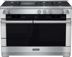Brand: MIELE, Model: HR1956DFGDX, Fuel Type: Liquid Propane