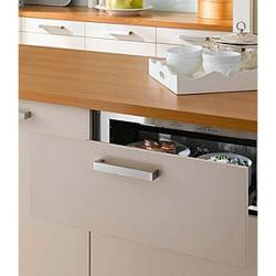 Brand: MIELE, Model: ESW6380FB, Color: Custom Panel and Handle