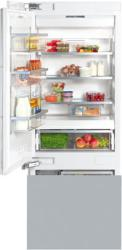 Brand: MIELE, Model: KF1803VI, Style: Stainless Steel, Left Hinge Door Swing