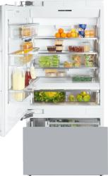 Brand: MIELE, Model: KF1903VI, Style: Stainless Steel, Left Hinge Door Swing