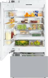 Brand: MIELE, Model: KF1903VI, Style: Panel Ready, Left Hinge Door Swing