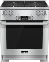 Brand: MIELE, Model: HR1124GRLP, Fuel Type: Clean Touch Steel, Natural Gas
