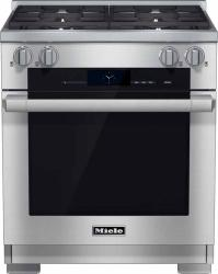 Brand: MIELE, Model: HR1924DFX, Fuel Type: Liquid Propane