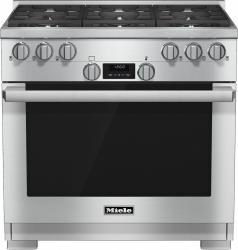 Brand: MIELE, Model: HR1134LP, Fuel Type: Natural Gas