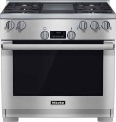 Brand: MIELE, Model: HR1136GGD, Fuel Type: Liquid Propane