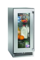 Brand: PERLICK, Model: HP15RO33R, Style: Stainless Steel-Glass, Left Hinge Door Swing