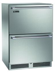 Brand: PERLICK, Model: HP24RO3DRAWERS, Color: Stainless Steel