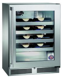 Brand: PERLICK, Model: HH24WS32L, Style: Stainless Steel-Glass, Left Hinge Door Swing