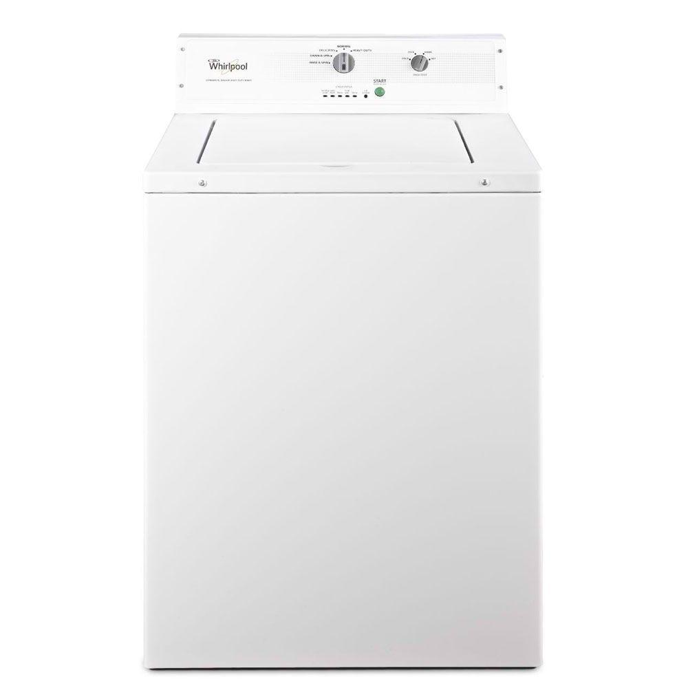 Whirlpool CAE2793BQ 27 Inch 2.9 Cu. Ft. Top Load Washer