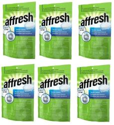 Brand: Whirlpool, Model: W10501250CA, Style: Affresh Washer Cleaner