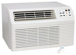 Brand: Amana, Model: PBC122G00CB, Style: 11,800 BTU Thru-the-Wall Air Conditioner