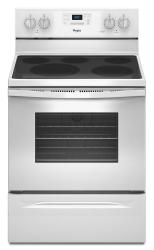 Brand: Whirlpool, Model: WFE530C0E, Color: White