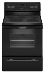 Brand: Whirlpool, Model: WFE530C0EB, Color: Black