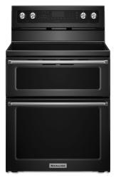 Brand: KITCHENAID, Model: KFED500EWH, Color: Black