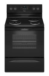 Brand: Whirlpool, Model: WFC310S0EW, Color: Black
