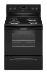 Brand: Whirlpool, Model: WFC310S0EB, Color: Black
