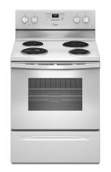 Brand: Whirlpool, Model: WFC310S0EW, Color: White