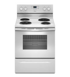 Brand: Whirlpool, Model: WFC310S0E, Color: White