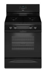 Brand: Whirlpool, Model: WFG515S0ED, Color: Black