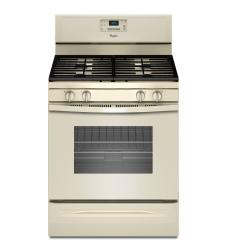 Brand: Whirlpool, Model: WFG515S0ED, Color: Bisque