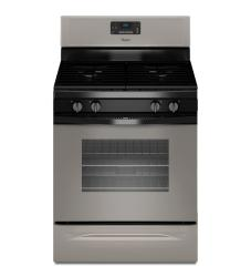 Brand: Whirlpool, Model: WFG515S0ET, Color: Universal Silver
