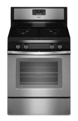 Brand: Whirlpool, Model: WFG515S0ED, Color: Stainless Steel