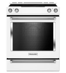 Brand: KITCHENAID, Model: KSEB900ESS, Color: White