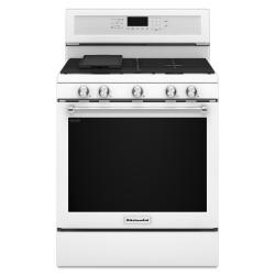 Brand: KITCHENAID, Model: KFGG500EWH, Color: White
