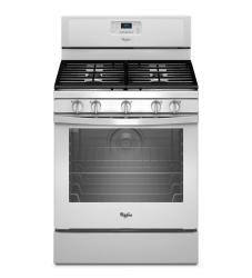 Brand: Whirlpool, Model: WFG540H0E, Color: White