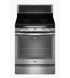 Brand: Whirlpool, Model: WFG715H0EE, Color: Stainless Steel