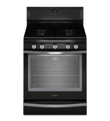 Brand: Whirlpool, Model: WFG715H0EE, Color: Black