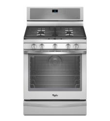 Brand: Whirlpool, Model: WFG715H0EE, Color: White