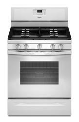 Brand: Whirlpool, Model: WFG530S0E, Color: White