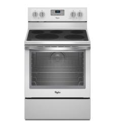 Brand: Whirlpool, Model: WFE540H0EW, Color: White with Silver Handle