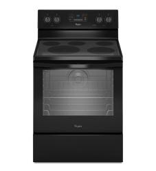 Brand: Whirlpool, Model: WFE540H0EW, Color: Black