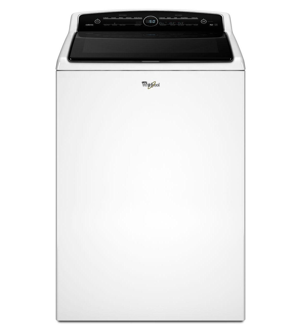 how to clean filter on whirlpool cabrio washer