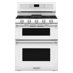 Brand: KITCHENAID, Model: KFGD500ESS, Color: White