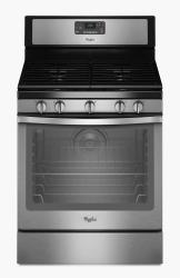 Brand: Whirlpool, Model: WFG540H0E, Color: Stainless Steel