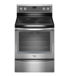 Brand: Whirlpool, Model: WFE715H0EE, Color: Stainless Steel