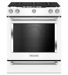 Brand: KITCHENAID, Model: KSGG700ESS, Color: White