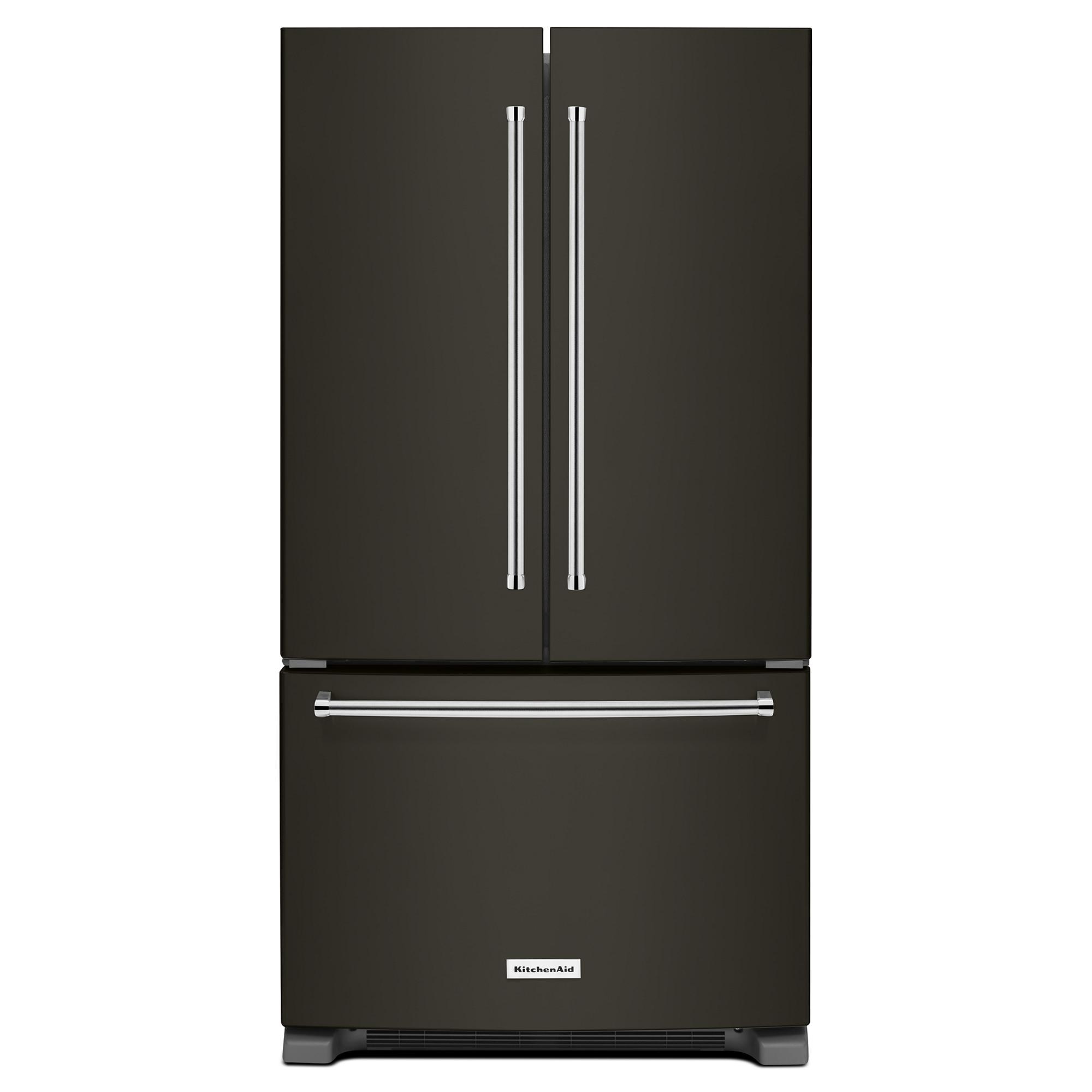 Krfc302e Kitchenaid Krfc302e Bottom Freezer Refrigerators