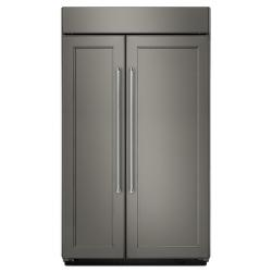 Brand: KitchenAid, Model: KBSN608ESS, Color: Panel Ready